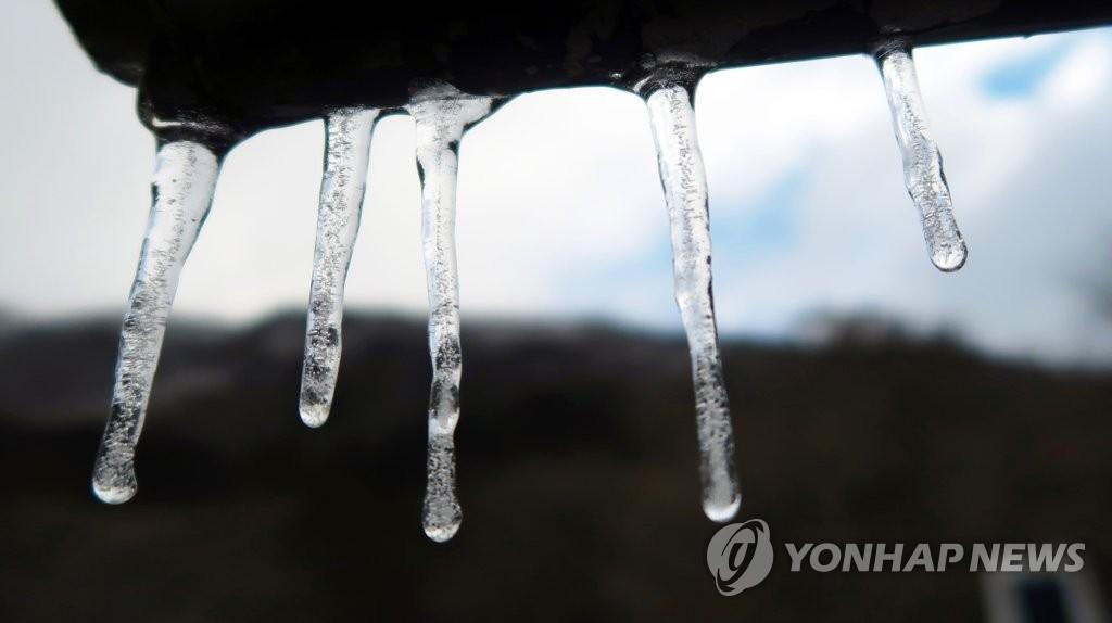 [날씨] 체감온도 `뚝`…서울·수도권 낮에도 영하권