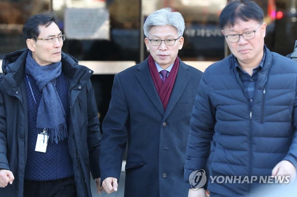 송병기 구속영장 기각에 檢 수사 급제동… 영장 재청구 검토