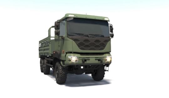 한국군 차기 중형 표준차량