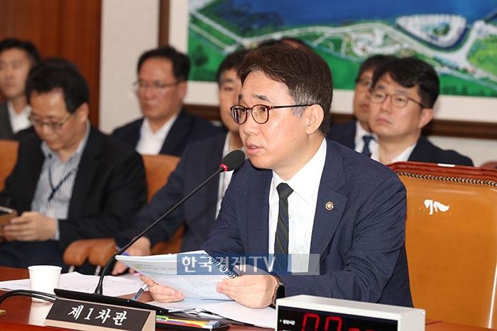 박선호 국토교통부 제1차관.