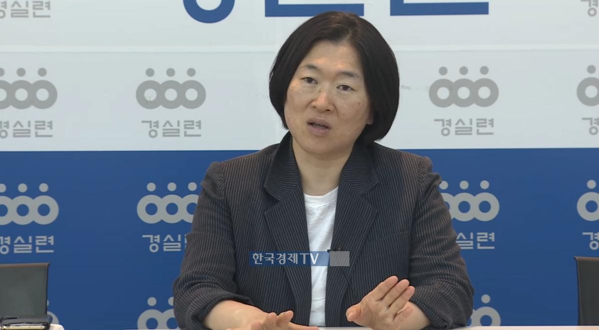 김성달 경실련 부동산건설개혁본부 국장. 영상취재=김성오.