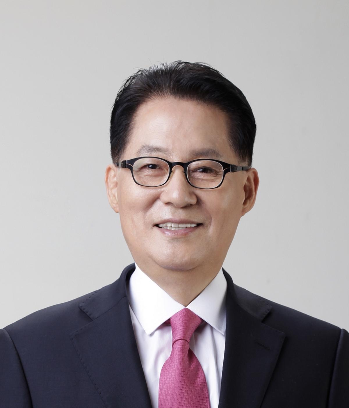 박지원 국정원장 내정자(청와대 제공)