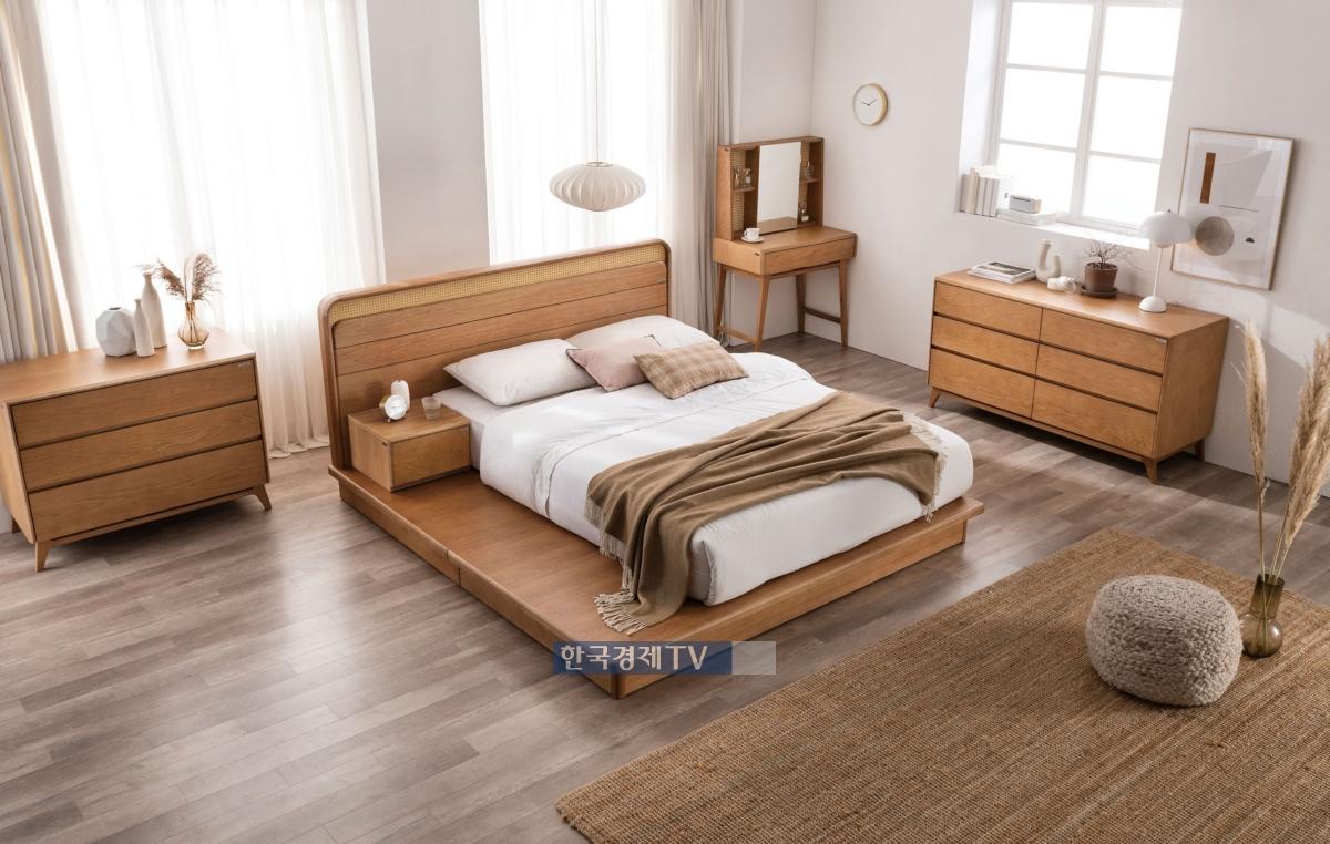 시에스타 침대 제품 이미지.