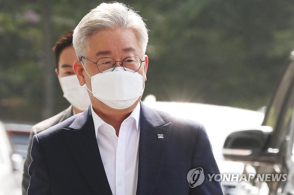 이재명 경기지사 (사진=연합뉴스)