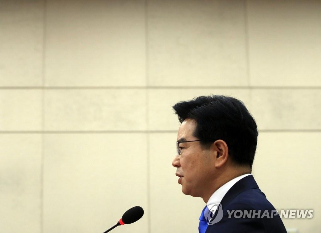 김창룡 경찰청장 후보자 (사진=연합뉴스)