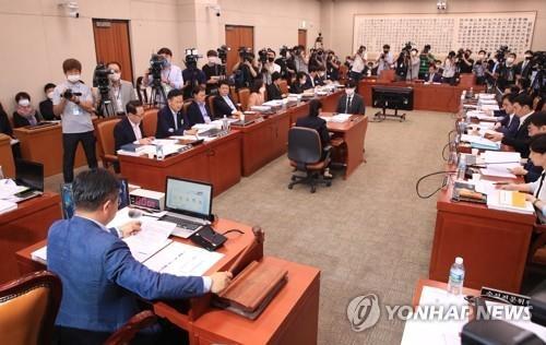 3일 오후 서울 여의도 국회에서 열린 전체회의 (사진=연합뉴스)