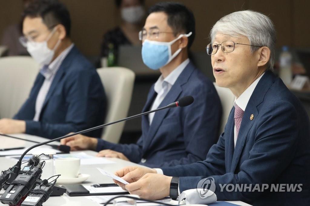 최기영 과학기술정보통신부 장관 (사진=연합뉴스)
