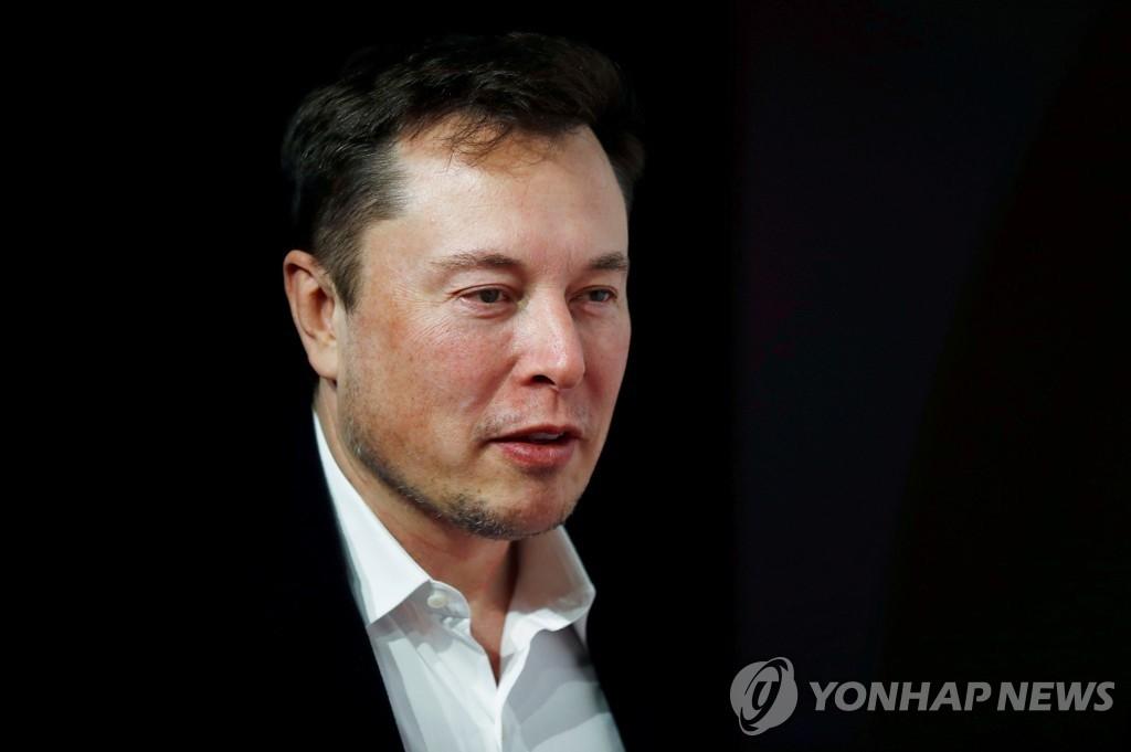 테슬라 CEO 일론 머스크 (사진=로이터/연합뉴스)