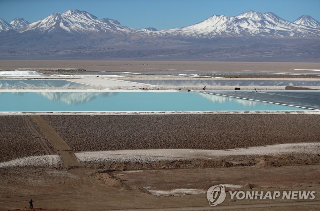 칠레의 리튬 채굴 현장 (사진=로이터/연합뉴스)