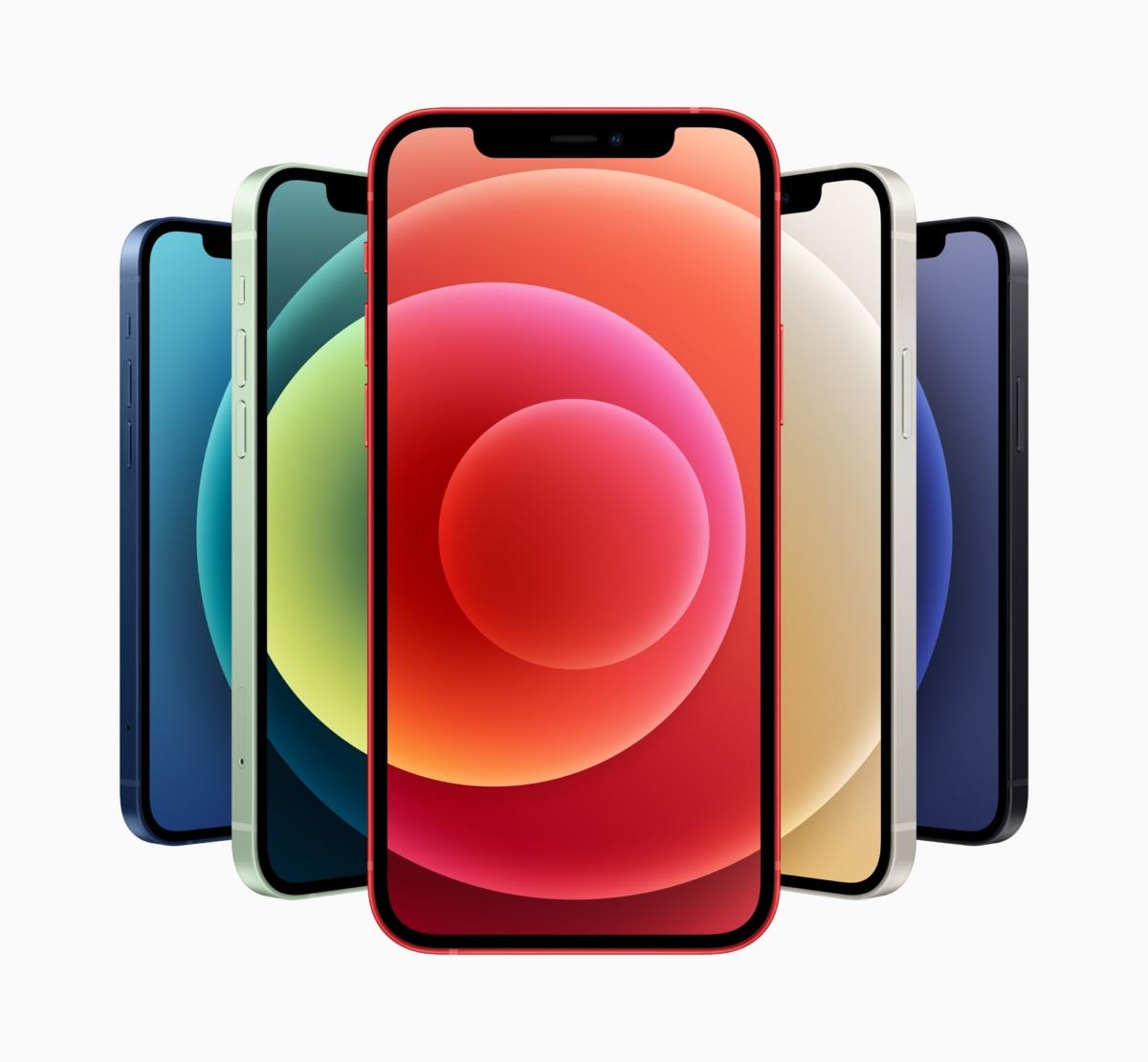 애플 아이폰12 (사진: 애플)