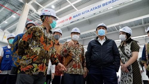 현대 자동차 인도네시아, 전기차 생산 숙제 해결