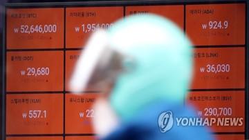 속수무책 무너지는 비트코인…5천만원대도 위험