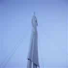 조각상,신부,서울광장,설치
