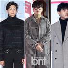 감각,패션,이동휘,스타일리시,티셔츠,목폴라,배우
