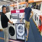 세탁기,미국,덤핑,제품,LG전자,상황,대한,대통령