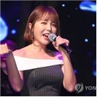 홍진영,뮤직,사랑,대표