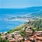 시칠리아,이탈리아,여행,그리스,와인,도시,다양,신전,양식,팔레르모