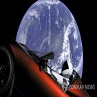화성,소행성대,로켓,로드스터,궤도