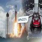 팰컨,로켓,스페이스,헤비,발사