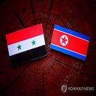 시리아,북한,화학무기,대북제재위,보고서,유엔,기술자,시설,타일,내산성