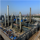 중한석화,중국,한중,시설,합작,공장,성공,기업