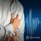 감염,심근경색,뇌졸중