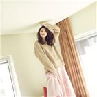 김진경,모델,모습,데뷔,생각,예능,화보,질문,공개,운동