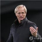 감독,북한,안데르센,계약