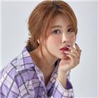 모습,한정원,연기,결혼,시작,김승현,배우,촬영,화보,대해