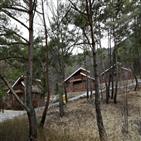 자연휴양림,숲속,하선암,두악산,통나무집,소선암