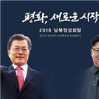 남북정상회담,한반도,평화,정상회담,회장,남북