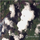 용암,지열발전소,하와이,지열정,화산,폐쇄