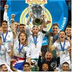 레알,마드리드,리버풀,전반,우승,베일,그라운드,호날두,챔피언스리그,후반