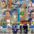 월드컵,중계,감스트,안정환,선수,라디오스타,MBC,웃음,김정근,활약