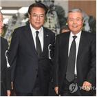 김종인,비대위,대표,민주당,한국당,대행,모델