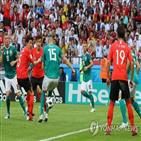 한국,브라질,경기,세계,FIFA,이후