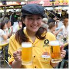 축제,맥주,삿포로맥주,삿포로,여름,일본,비어가든