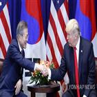 한반도,비핵화,대통령,북한,미국,평화,국제사회,구상,한미