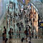 터미널,항공사,공항,인천공항,이용객