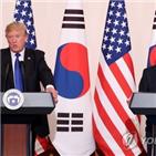 대통령,트럼프,북한,생각,한국,부분,미국,지금,위해,평화