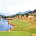 골프장,연평균,기온,서울,따뜻한,겨울,골프