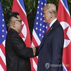대통령,트럼프,북한,회담,비핵화,미국,위원장,북미,한반도,북미정상회담
