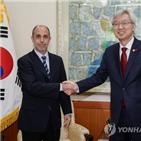 인권,보고관,차관,방한,평화,북한