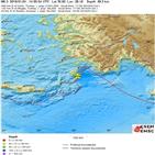 지진,그리스,규모