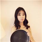 푸드스타일리스트,촬영,요리,푸드,쿡셀,프라이팬,웃음,다양,음식,김미희