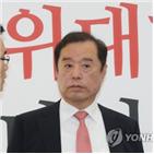 의원,한국당,징계,문제,윤리위,당내