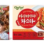 냉동,롯데푸드,간편,쉐푸드,덮밥