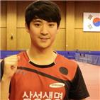 국가대표,박강현,세계선수권,태극마크,종합선수권,정영식