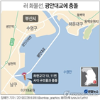 광안대교,선박,화물선,부산,부산해경