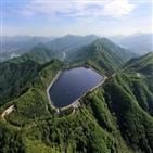 공원,호수,산책,미세먼지,건물,나들이,송도센트럴공원,인천,호명호수